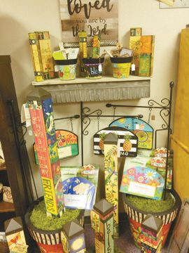 New Gift Shop Opens in Sayre