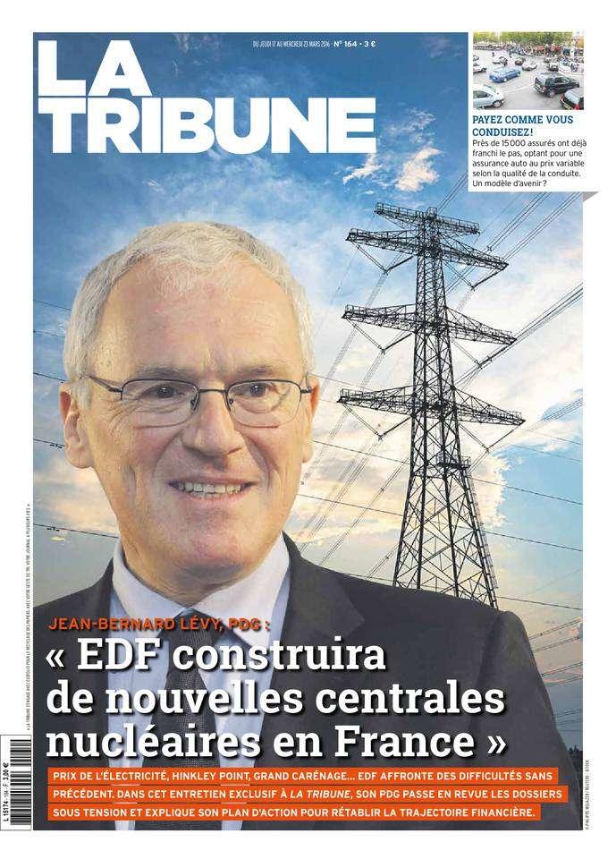 La Tribune - 17 au 23 Mars 2016