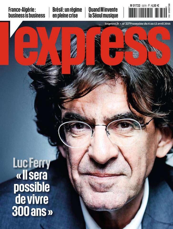 L'Express 3379 - 6 au 12 Avril 2016