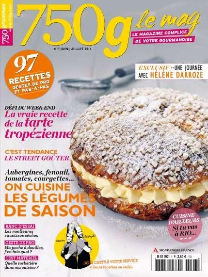 750g Le mag - Juin/Juillet 2014