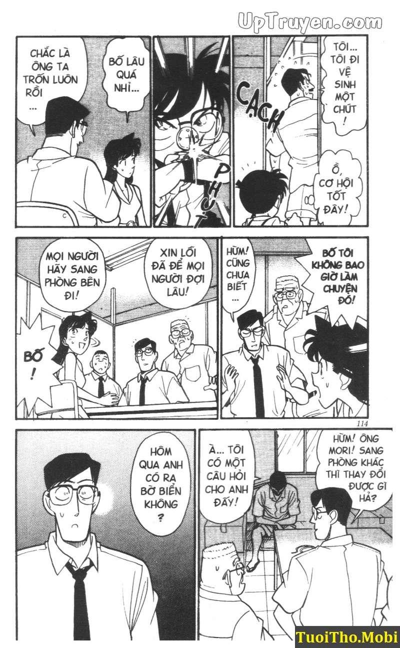 đọc truyện Conan bộ đặc biệt chap 6 trang 13