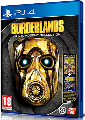 [PS4] Borderlands: The Handsome Collection (2015) - FULL ITA
