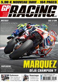 GP Racing - Septembre - Octobre - Novembre 2016