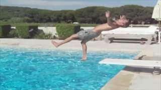 Những tai nạn ở Hồ Bơi cười bể bụng