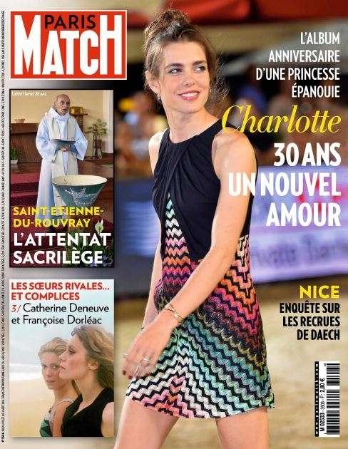 Paris Match - 28 Juillet au 3 Aout 2016