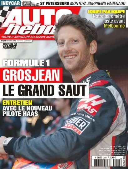 Auto Hebdo - 16 Mars 2016