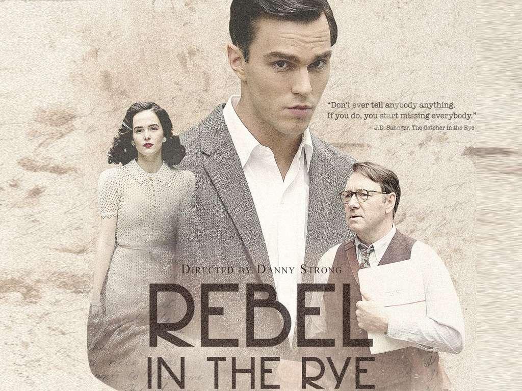 Ο Επαναστάτης στη Σίκαλη (The Rebel In The Rye) Quad Poster Πόστερ