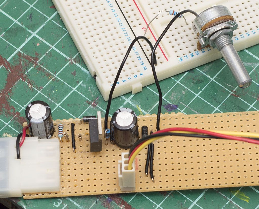 Featured Building Pwm Controller For 4 Wires Fan Archive Adjustable Breadboard Power Supply Kit Adafruit Industries Page 9 Overclockers Forums