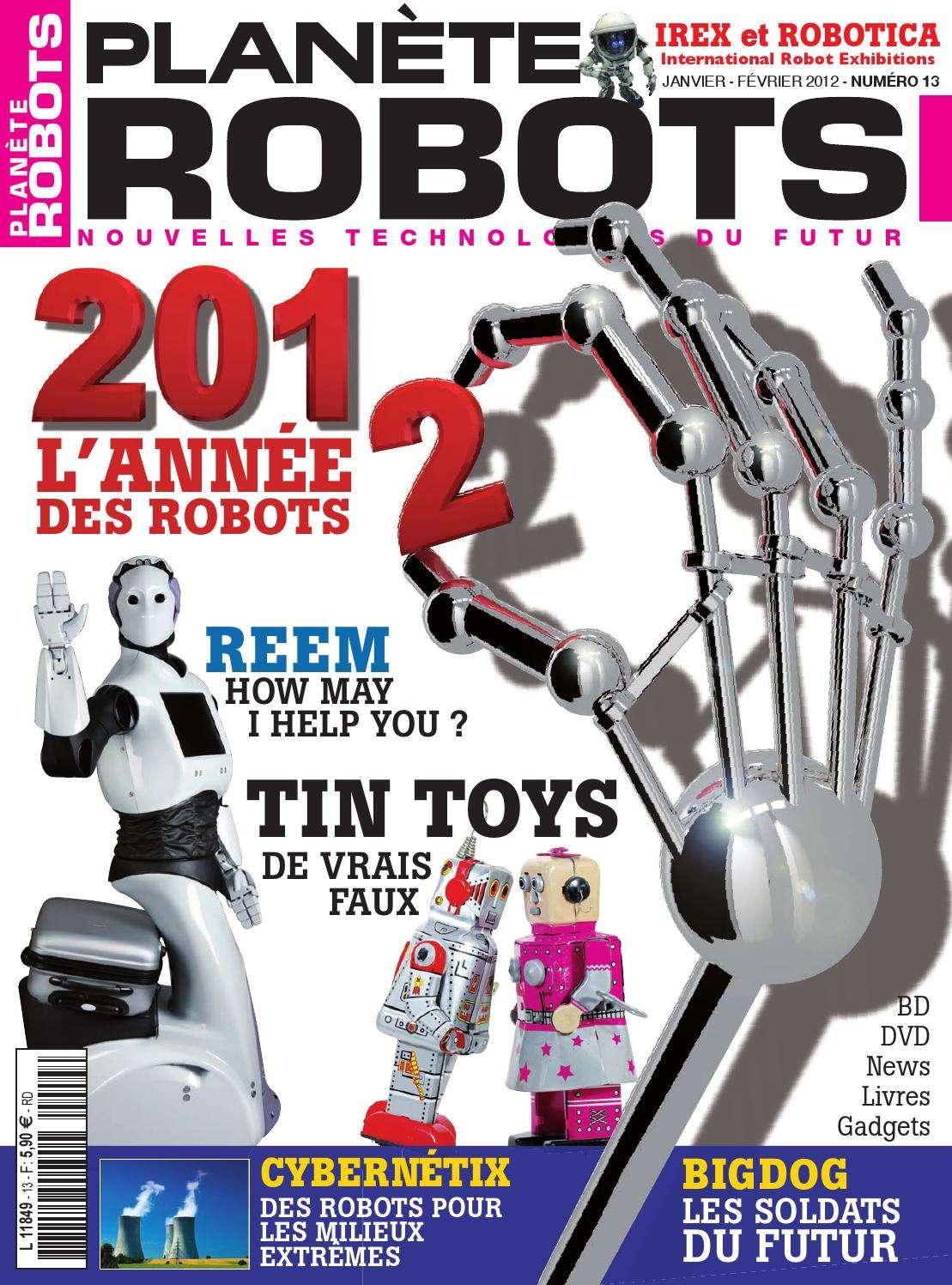 Planète Robots 13