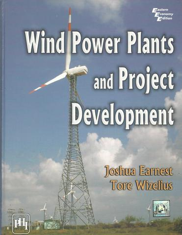 Wind Power Plants & Product Development, Earnest, Joshua; Wizeliu, Tore
