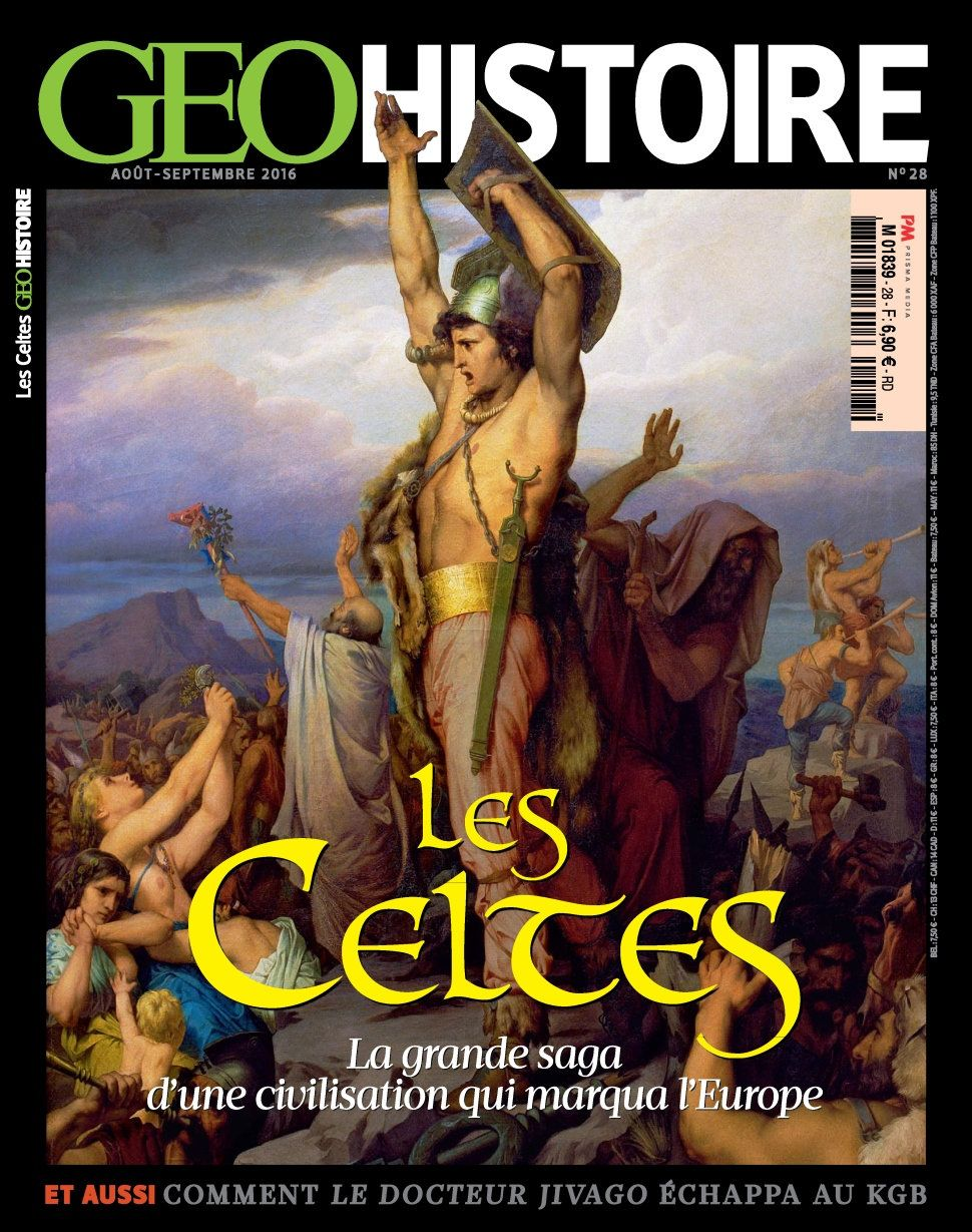 Geo Histoire 28 - Aout/Septembre 2016