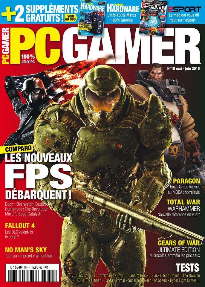 PC Gamer 10 - Mai/Juin 2016