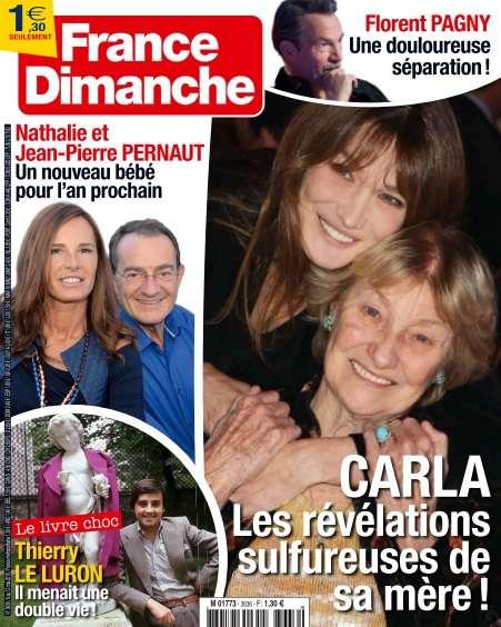 France Dimanche - 6 au 12 Mai 2016