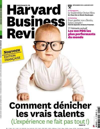 Harvard Business Review - Décembre 2014/Janvier 2015