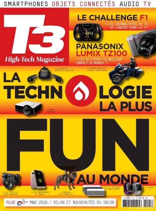 T3 High Tech Magazine 5 - Avril 2016