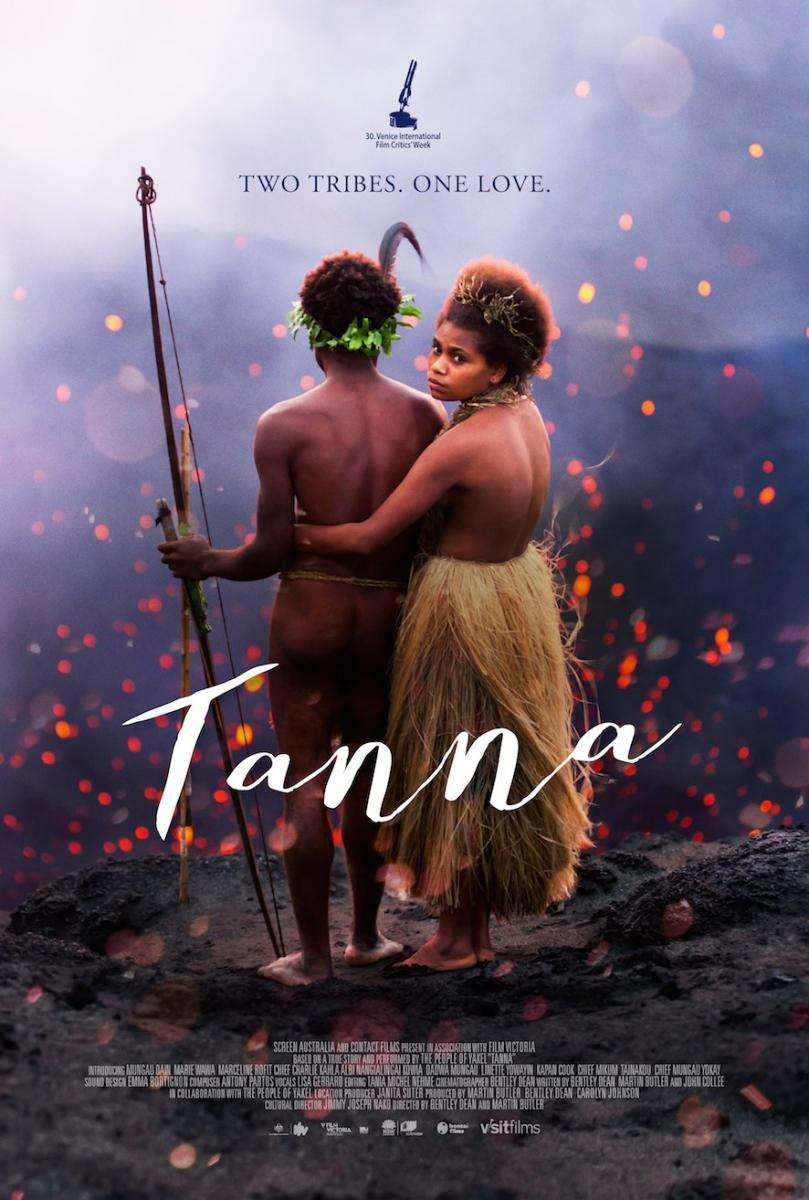 Tanna Poster Πόστερ