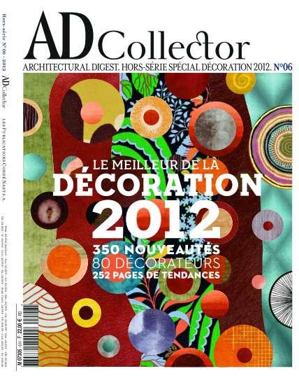 AD Architectural Digest Collector HS - Spécial Décoration 2012
