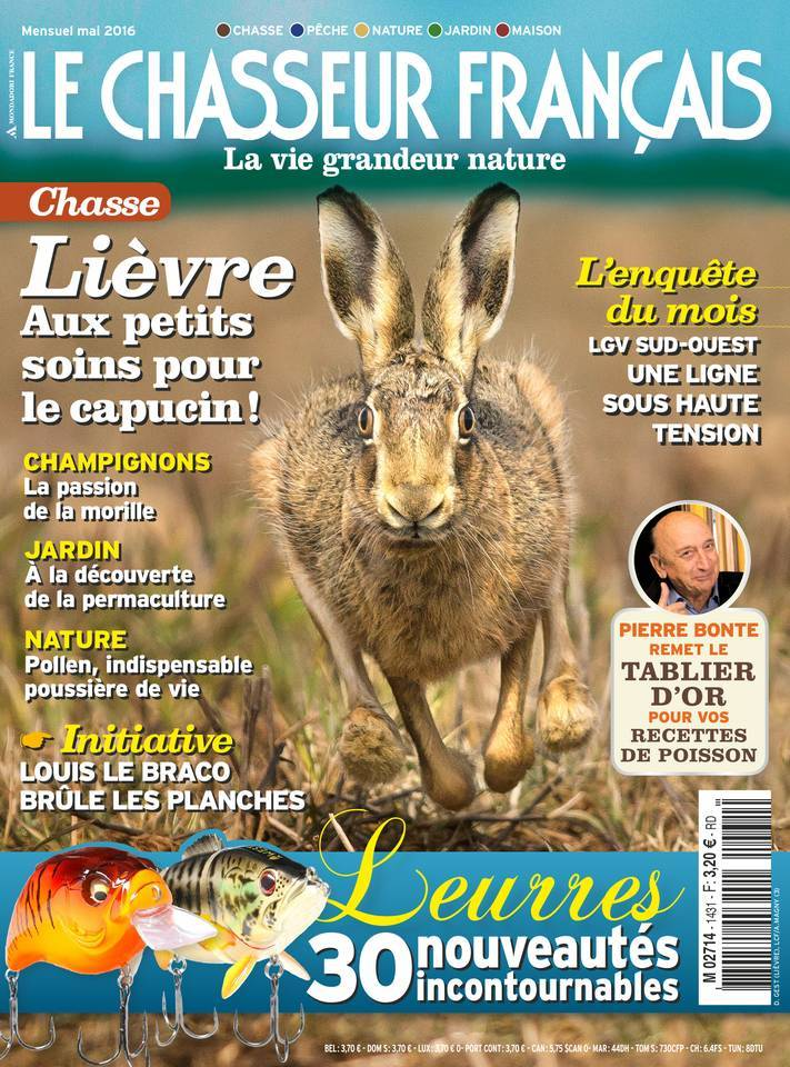 Le Chasseur français - Mai 2016