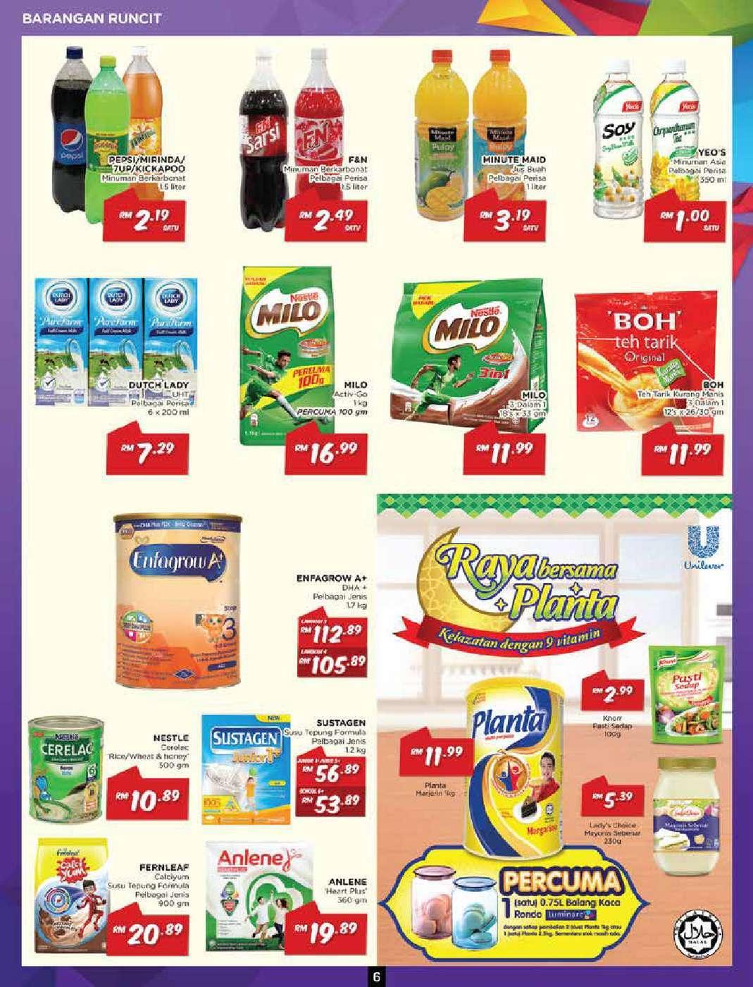 Mydin Catalogue(6 April – 16 April 2017)