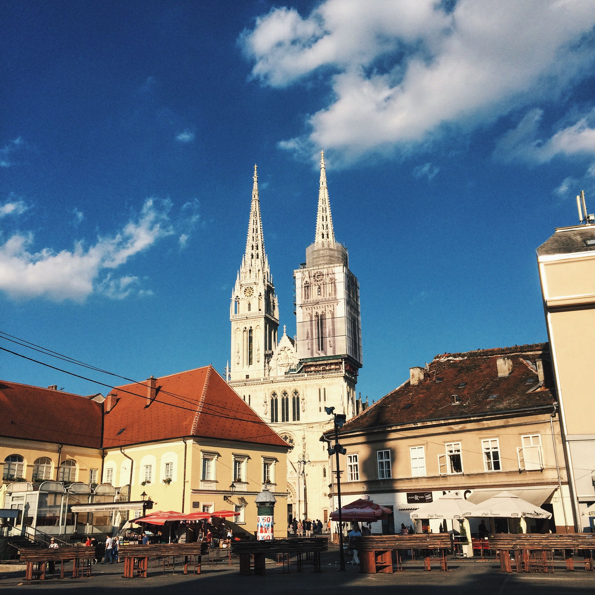 week end à zagreb