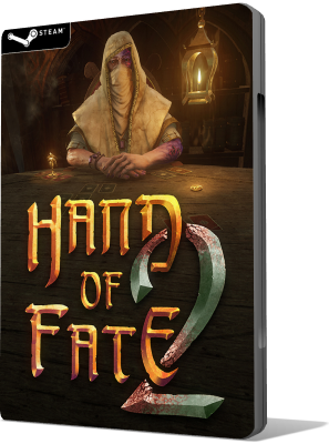[PC] Hand of Fate 2 - Outlands and Outsiders (2018) - SUB ITA