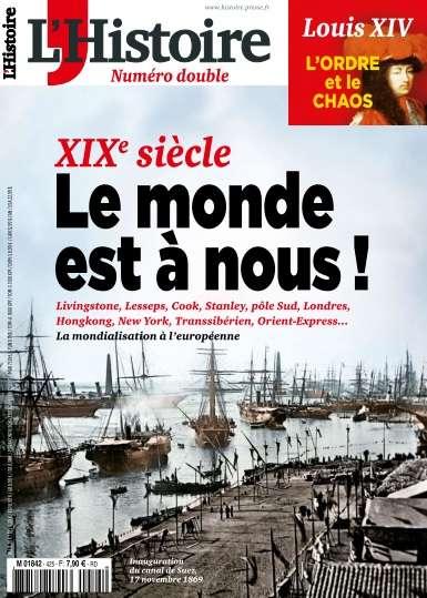 L'Histoire - Juillet/Août 2016