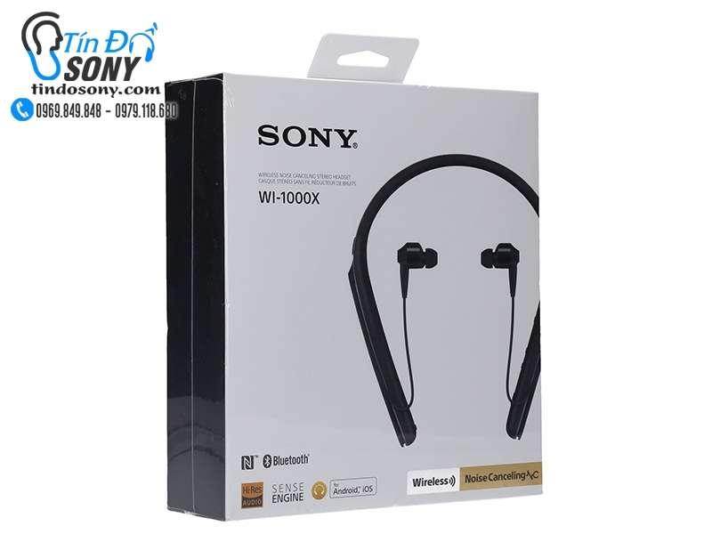 Sony WI-1000X Wireless Noise Cancelling (New)