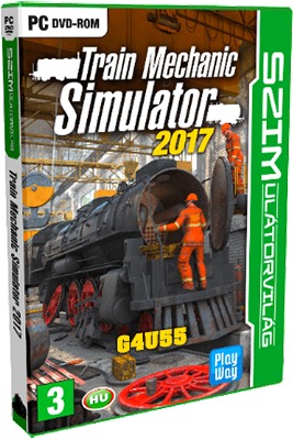Train Mechanic Simulator 2017 – Update v1.0.19 DOWNLOAD PC SUB ITA (2017)