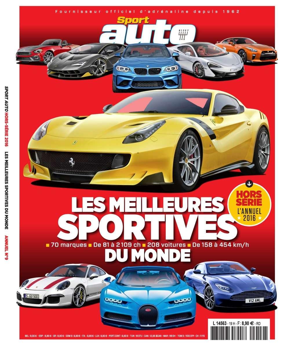 Sport Auto Hors-Série 19 - L' Annuel 2016