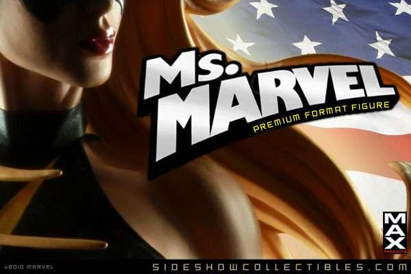 Ms. Marvel Premium Format Figure - Regular Edition