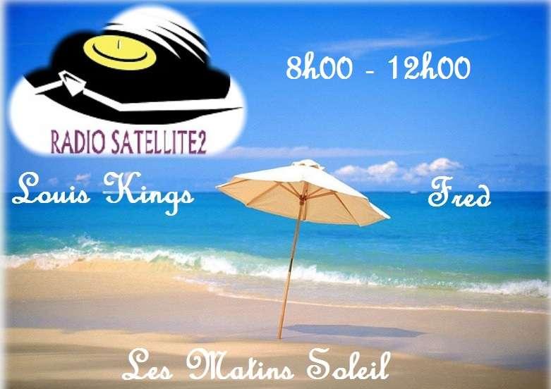 MATINS PAS CHAGRIN / MATINS SOLEIL  DE 08H00 à 11h00 HEURE DE PARIS / BELGIQUE