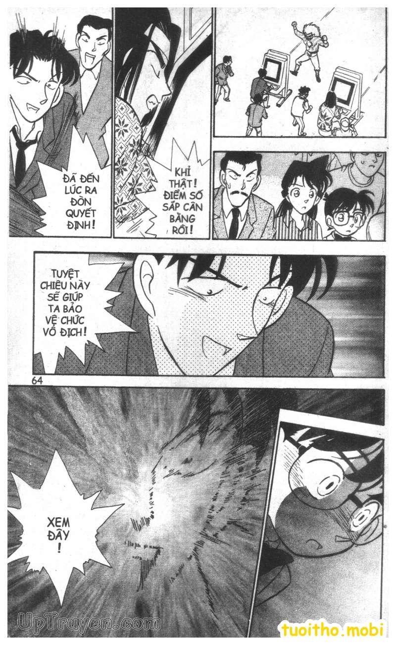 đọc truyện Conan bộ đặc biệt chap 21 trang 7