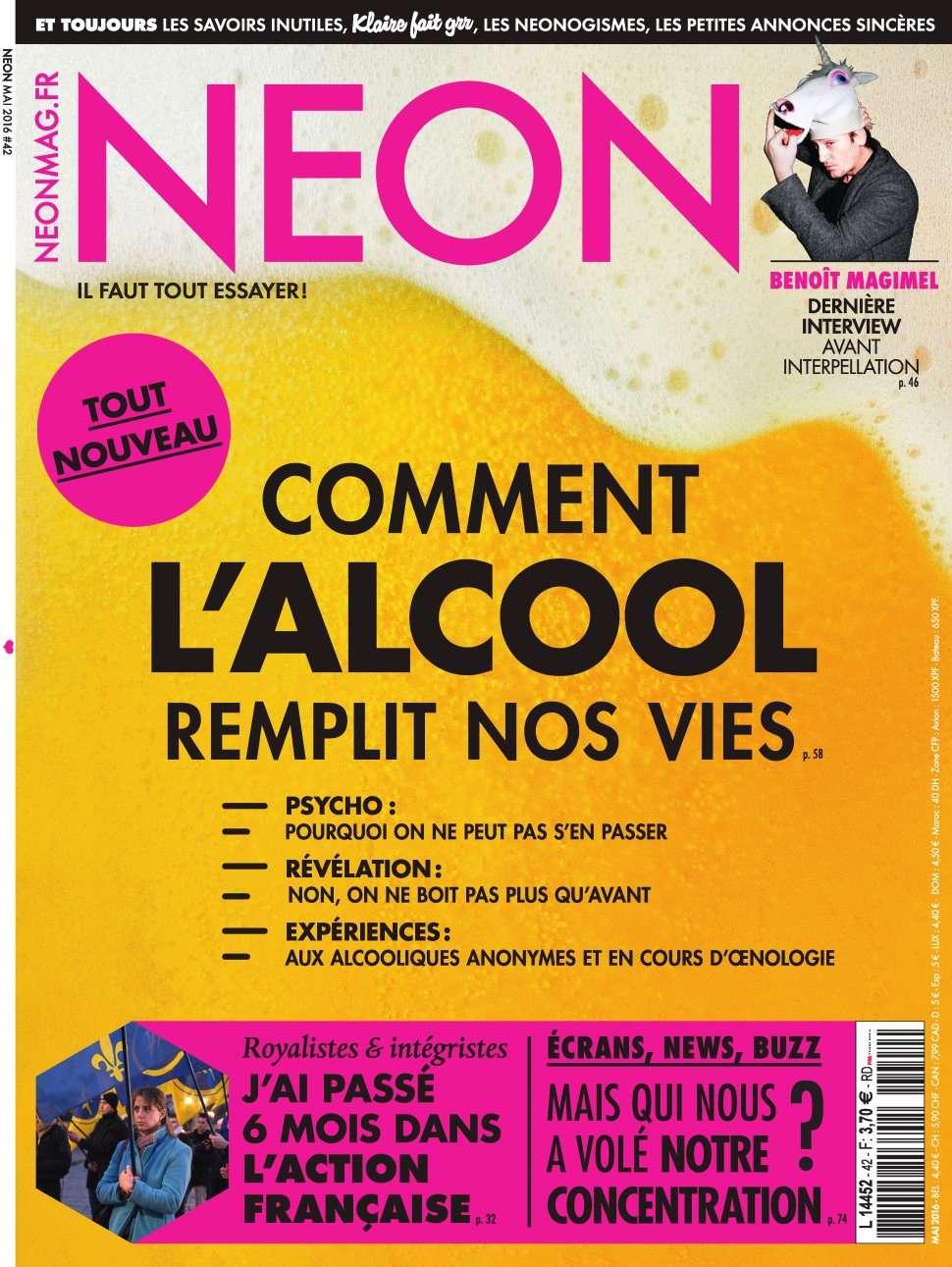 Neon 42 - Mai 2016