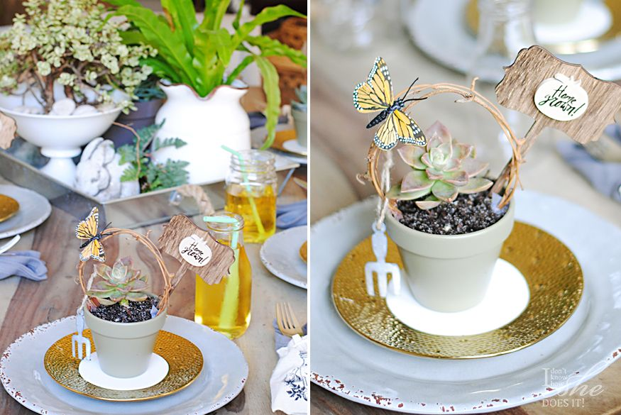 Easter decor and keepsake