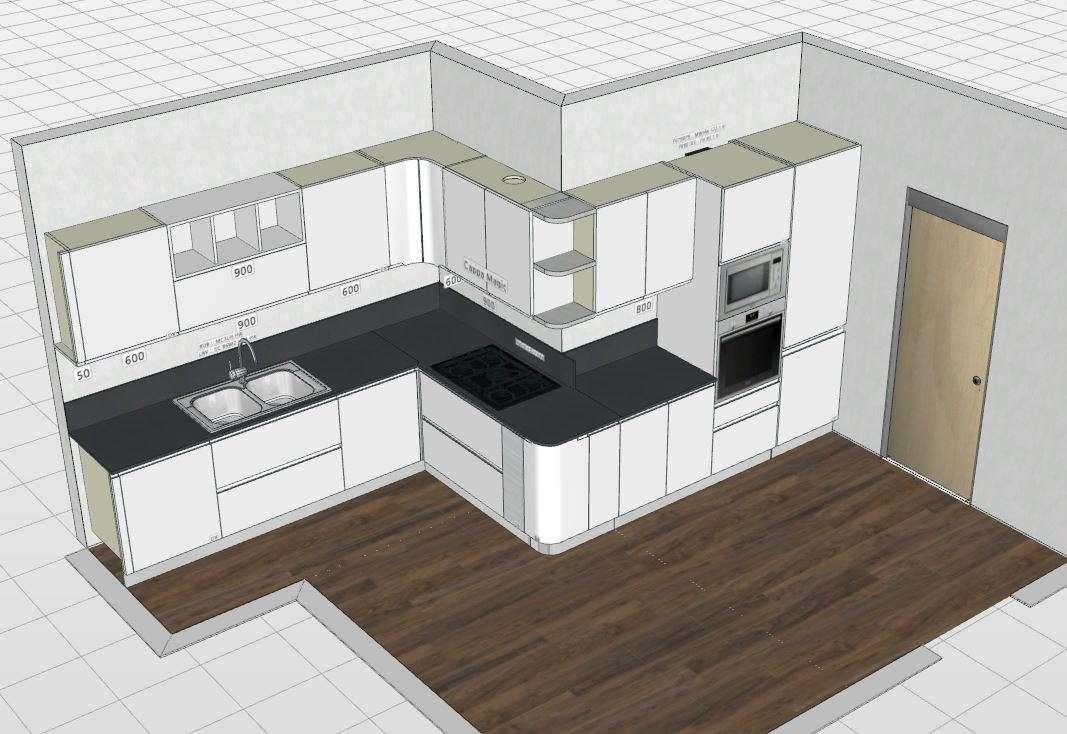 Pavimento Rosso E Bianco : Forum arredamento u suggerimenti per colore pavimento cucina