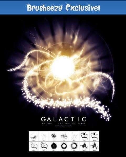 Brush Galactic