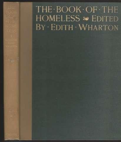 The book of the homeless = Le livre des sans-foyer, Wharton, Edith