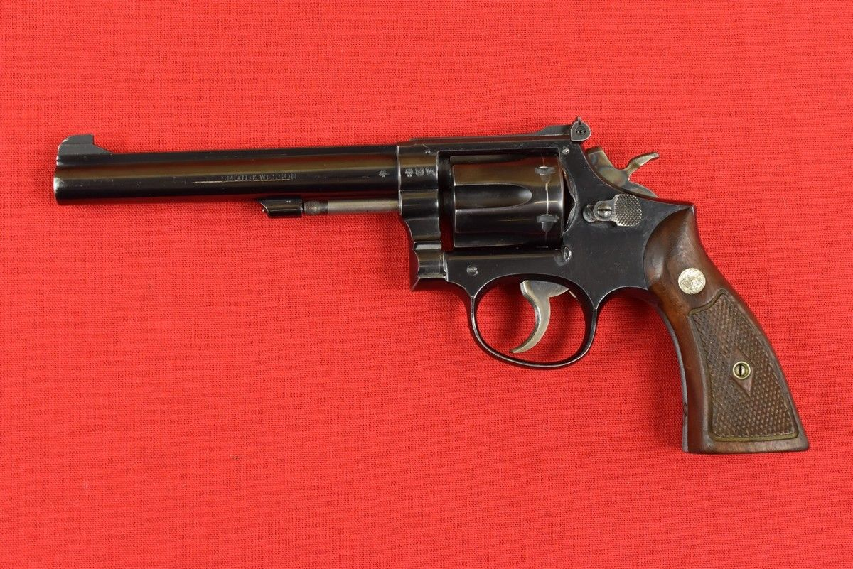 SMITH&WESSON MODEL 17-2