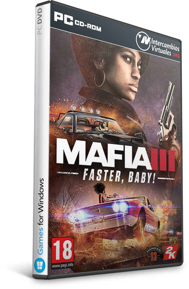[PC] Mafia III Faster Baby-RELOADED [Action/DLC/ISO/2017]