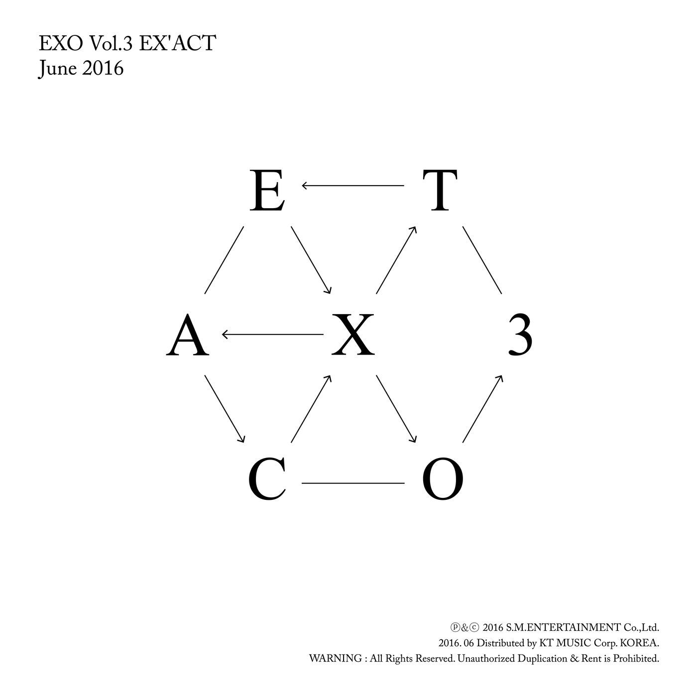 EXO - EX'ACT (Full 3rd Album) - Lucky One + MV K2Ost free mp3 download korean song kpop kdrama ost lyric 320 kbps