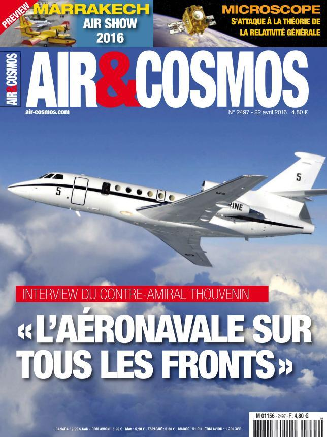 Air & Cosmos 2497 - 22 au 28 Avril 2016