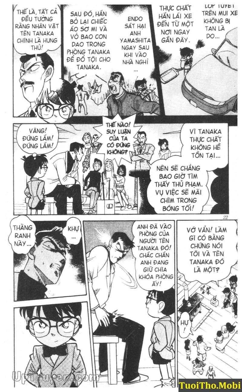 đọc truyện Conan bộ đặc biệt chap 1 trang 17