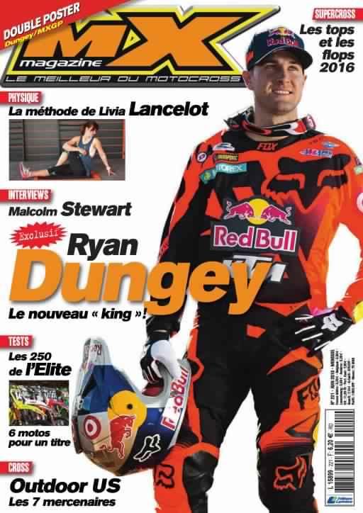 MX Magazine 221 - Juin 2016