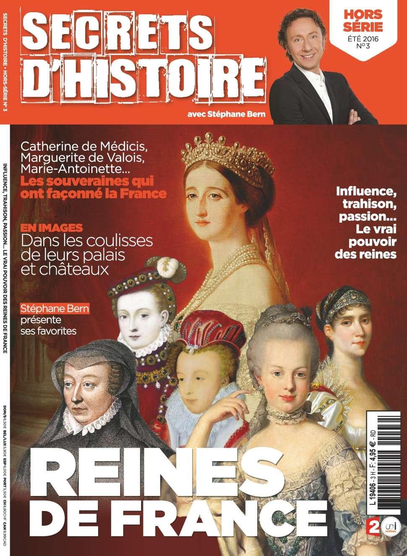 Secrets d'Histoire Hors Série 3 - Ete 2016