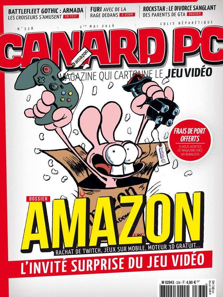 Canard PC - 1 Mai 2016