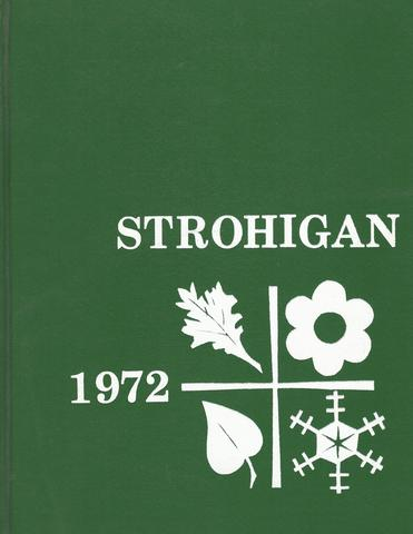 Strohigan 1972 Strongsville Senior High School HC Volume 29 Pat Pajak