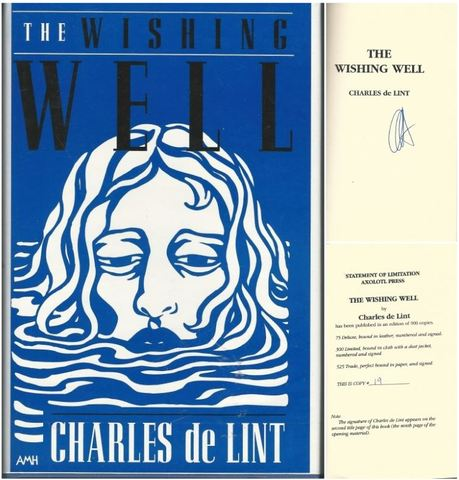 The Wishing Well, de Lint, Charles