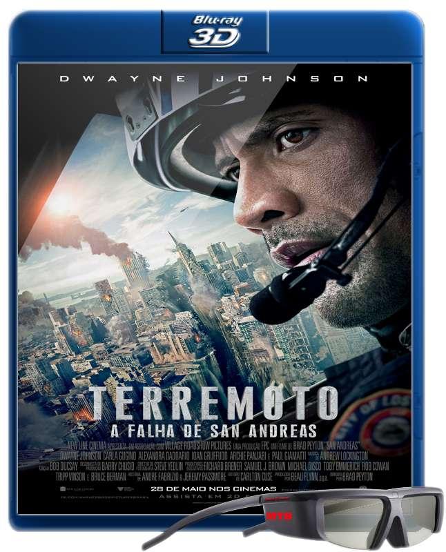 Terremoto - A Falha de San Andreas Torrent (2015)