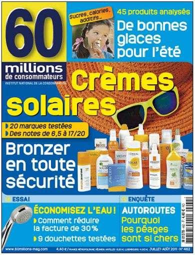 60 Millions de Consommateurs 462