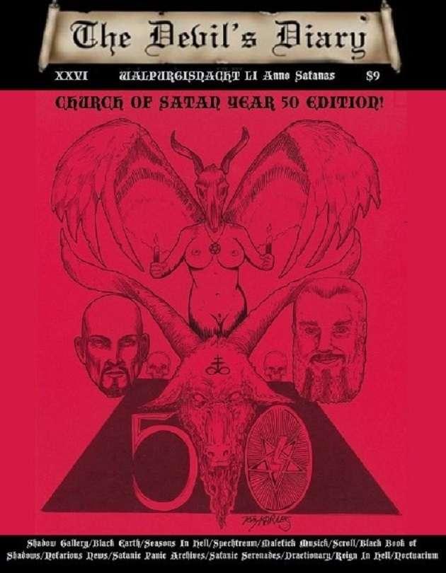 The Devils Diary XXVI: Walpurgisnacht L A.S.